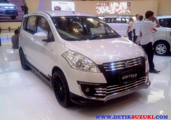 Suzuki Ertiga luxury