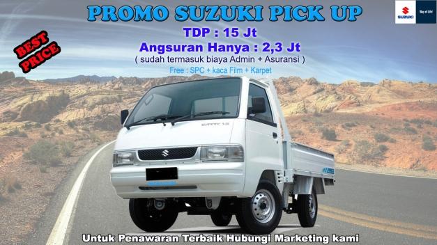 promo suzuki pick up oktober 2013