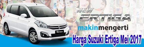 Harga Suzuki Ertiga Mei 2017